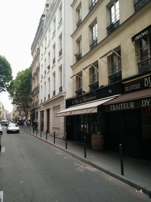 Rental apartment Paris 7ème 1480€ CC - Picture 2