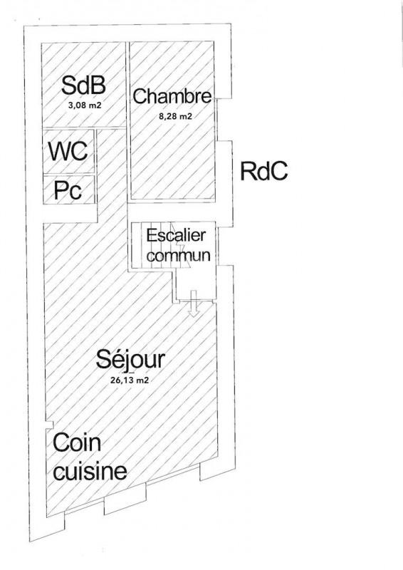 Sale apartment Le beausset 115000€ - Picture 5
