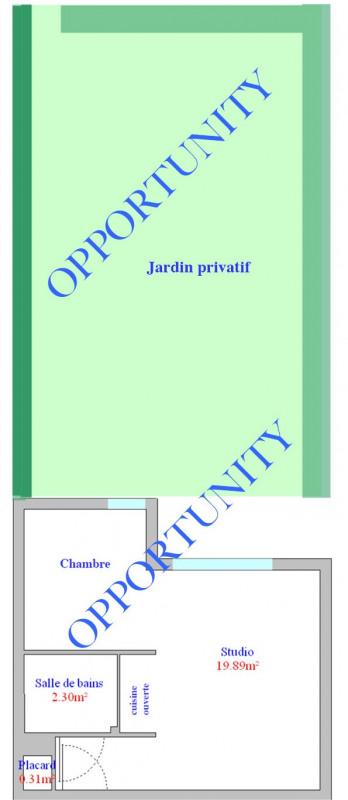 Produit d'investissement appartement Deauville 89500€ - Photo 4