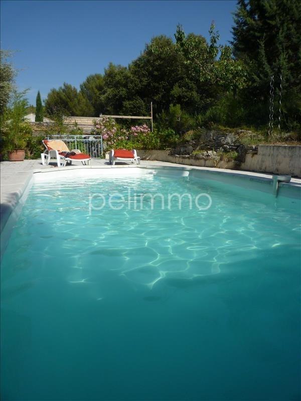 Vente maison / villa Lancon provence 440000€ - Photo 6