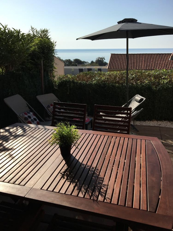 Vacation rental apartment Les issambres 460€ - Picture 10