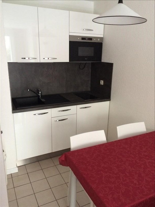 Vente appartement Allevard 60 000€ - Photo 1