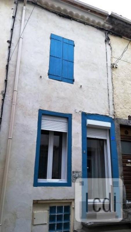 Vente maison / villa Fitou 118800€ - Photo 1
