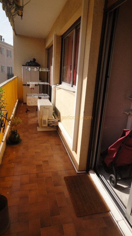 Vendita nell' vitalizio di vita appartamento Saint-raphaël 37000€ - Fotografia 3