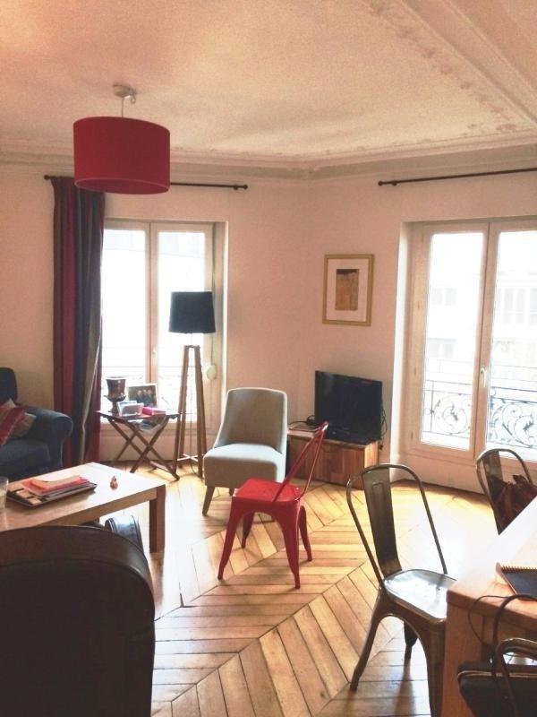 Vente appartement Asnières-sur-seine 549000€ - Photo 1