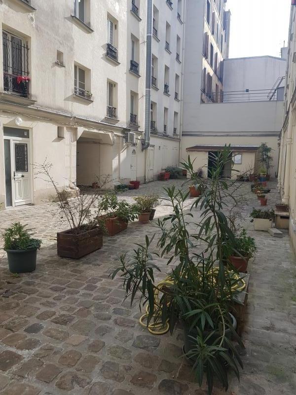 Vente appartement Paris 10ème 290000€ - Photo 2