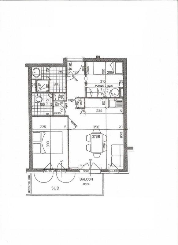 Vente appartement Praz sur arly 229500€ - Photo 15