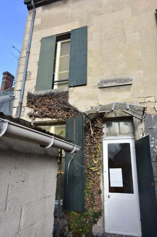 Sale house / villa Cires les mello 122000€ - Picture 1