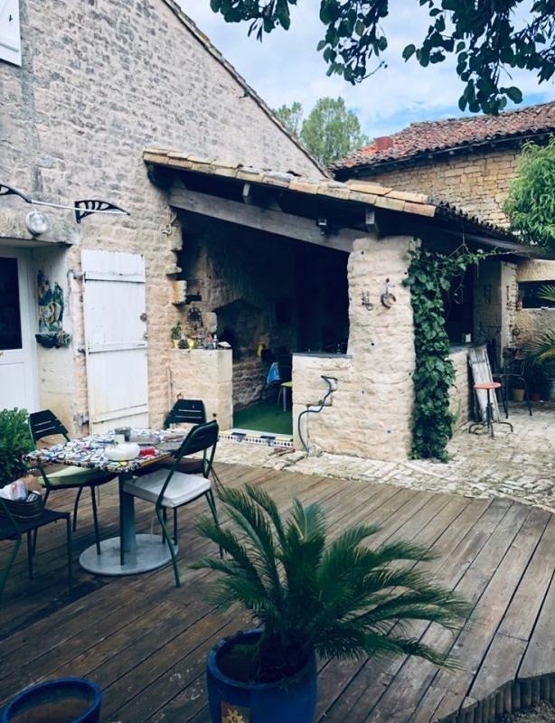 Vente maison / villa Echire 270000€ - Photo 2
