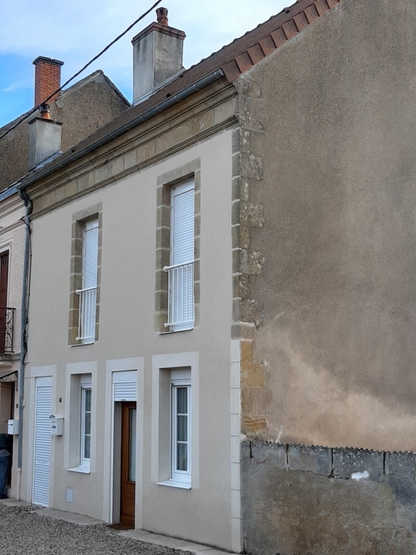 Vente maison / villa Ygrande 59400€ - Photo 1