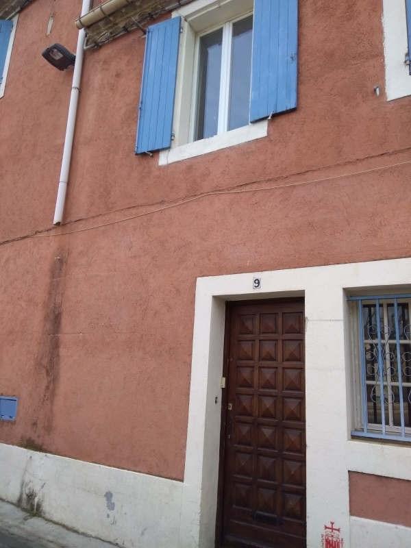 Verhuren  huis Milhaud 730€ CC - Foto 1