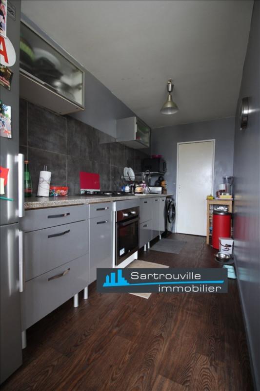 Vente appartement Sartrouville 204000€ - Photo 3
