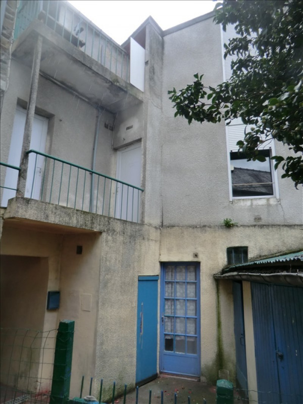 Vente immeuble Fougeres 124800€ - Photo 4