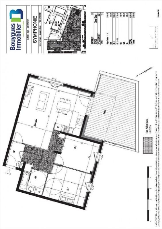 Rental apartment La ravoire 858€ CC - Picture 4