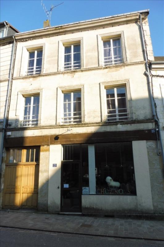Produit d'investissement immeuble Mortagne au perche 242000€ - Photo 1