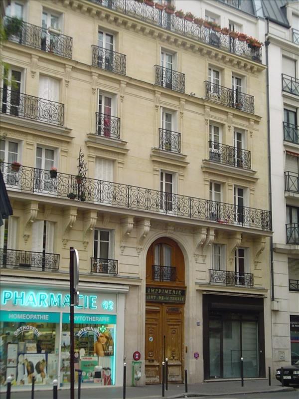 Location appartement Paris 17ème 1120€ CC - Photo 6