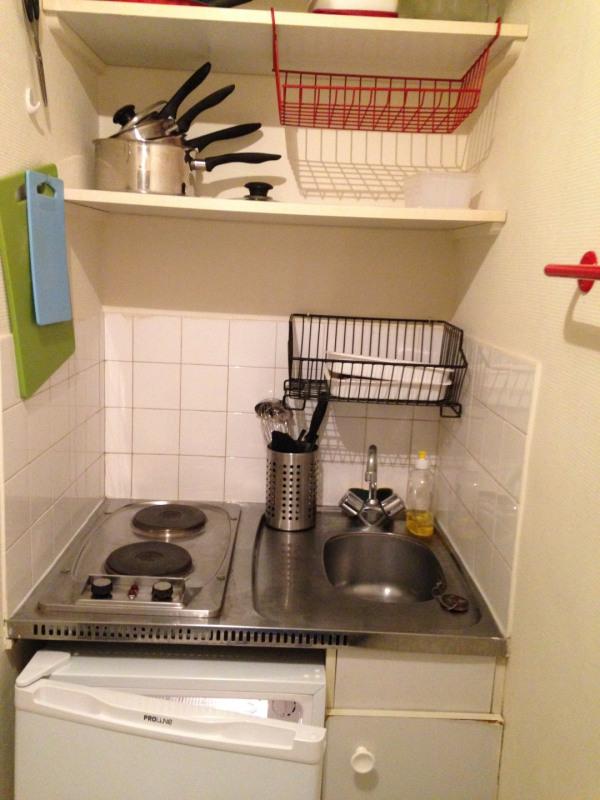 Rental apartment Paris 7ème 750€ CC - Picture 3