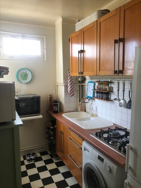 Rental apartment Neuilly sur seine 1330€ CC - Picture 2