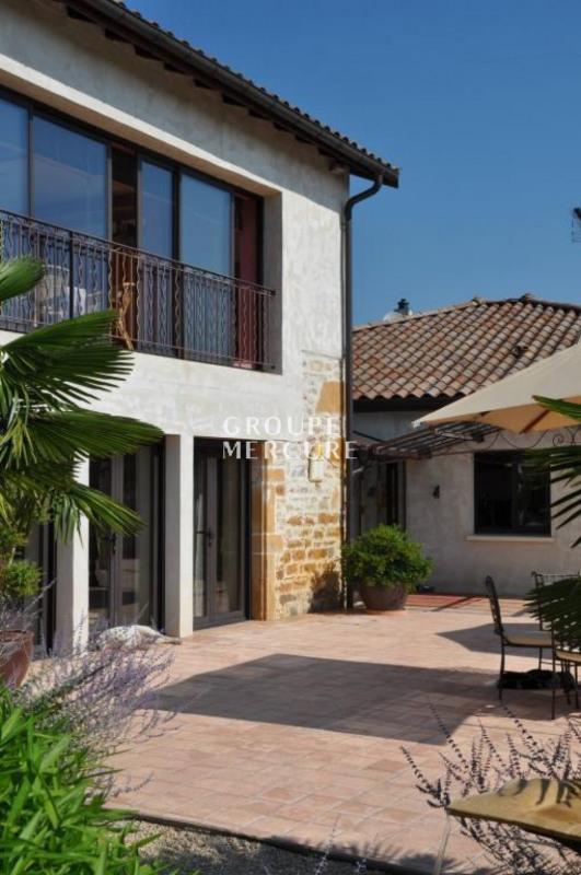 Vente de prestige maison / villa Villefranche sur saone 980000€ - Photo 4