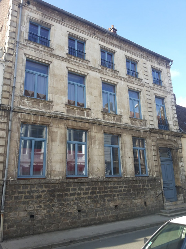 Rental apartment Aire sur  la lys 415€ CC - Picture 1