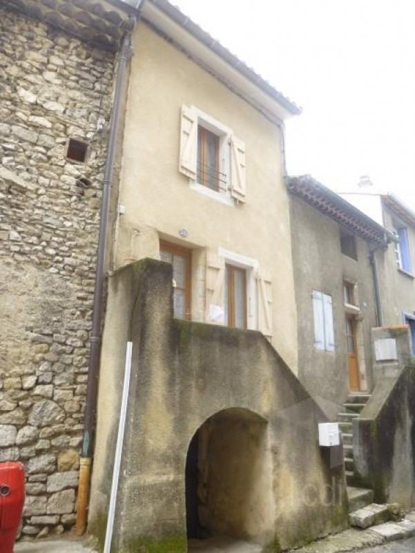 Vente maison / villa Châteauneuf-du-rhône 95000€ - Photo 1