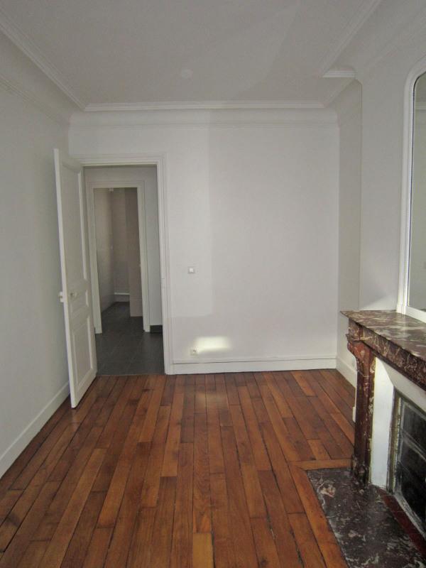 Rental apartment Paris 17ème 1448€ CC - Picture 10