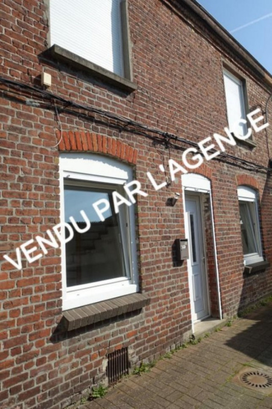 Vente maison / villa Seclin 96 400€ - Photo 1