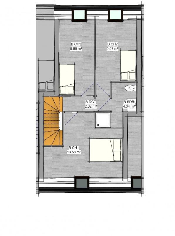 Sale house / villa Bouffémont 285000€ - Picture 2