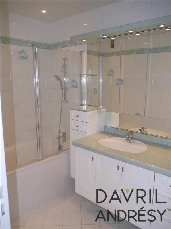 Rental apartment Andresy 1 050€ CC - Picture 7