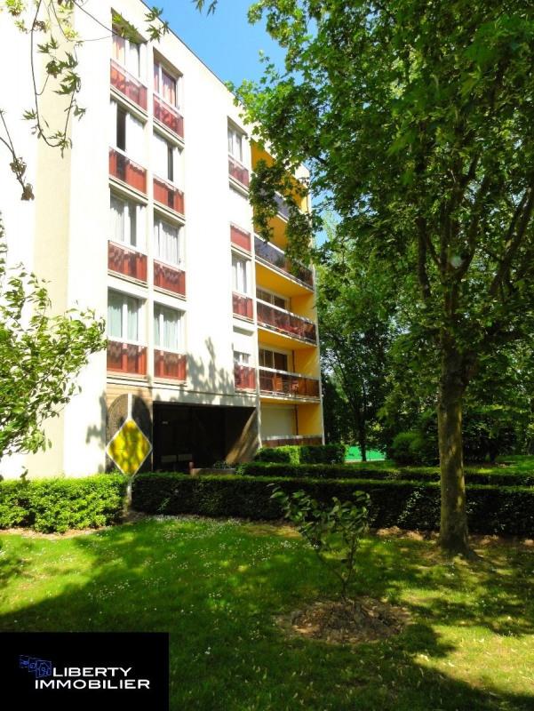 Appartement de type F4 de 88 m² 2 places sous-sol BOX et CAV