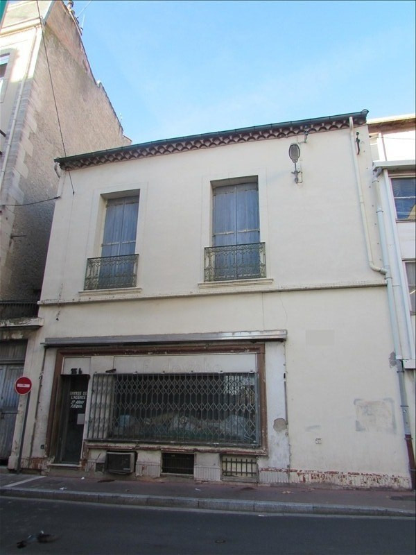 Venta  edificio Beziers 89000€ - Fotografía 1