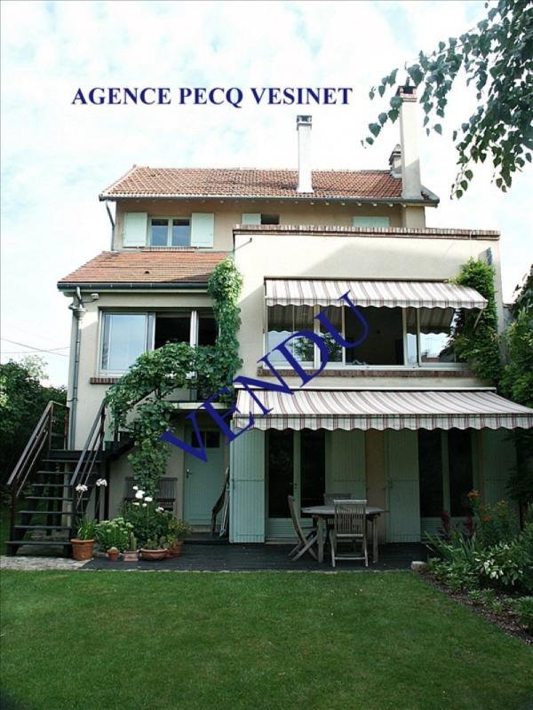 Vente maison / villa Le pecq 848000€ - Photo 1