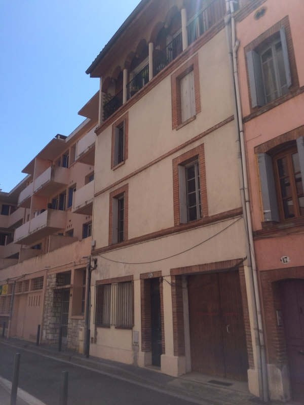 Rental apartment Toulouse 610€ CC - Picture 1