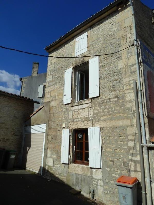 Vente maison / villa Niort 35400€ - Photo 1