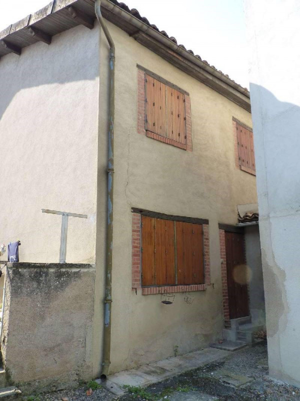 Vente maison / villa Giroussens 80 000€ - Photo 2