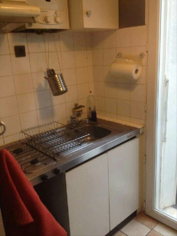 Rental apartment Montrouge 690€ CC - Picture 1