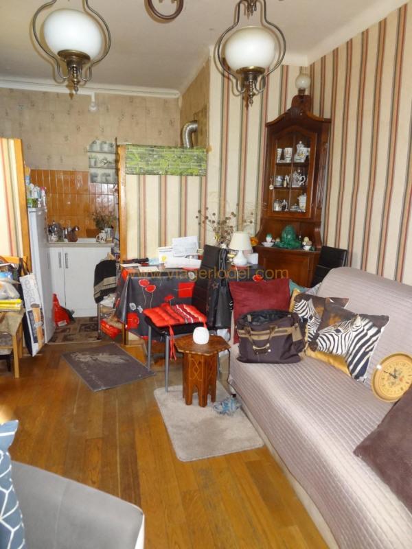 Vitalicio  casa Nîmes 65000€ - Fotografía 2
