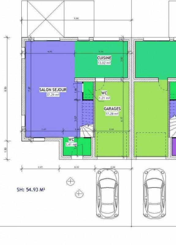 出售 住宅/别墅 Hettange grande 281400€ - 照片 2
