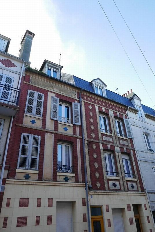 Vente appartement Trouville sur mer 118800€ - Photo 1