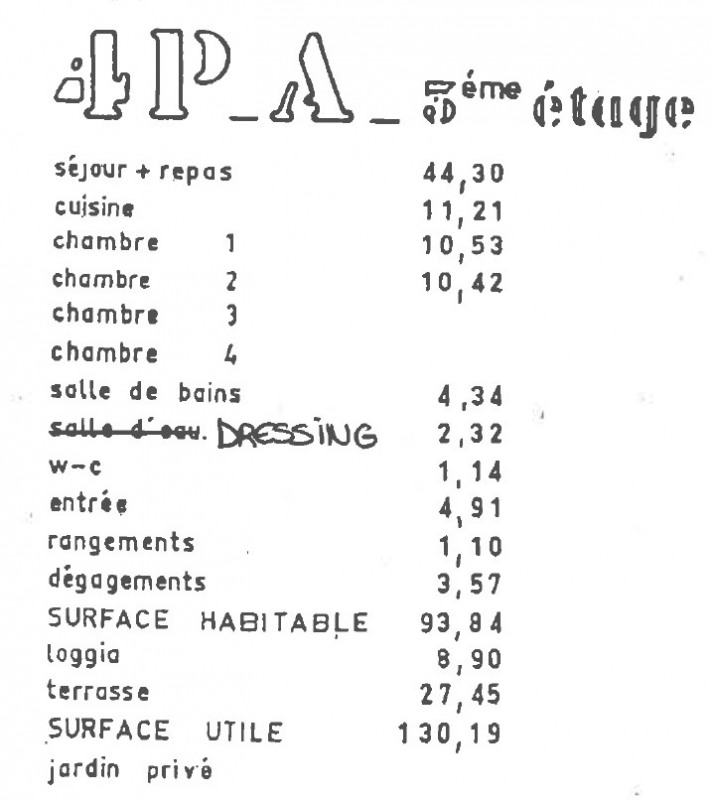 Vente appartement Le plessis robinson 613000€ - Photo 9