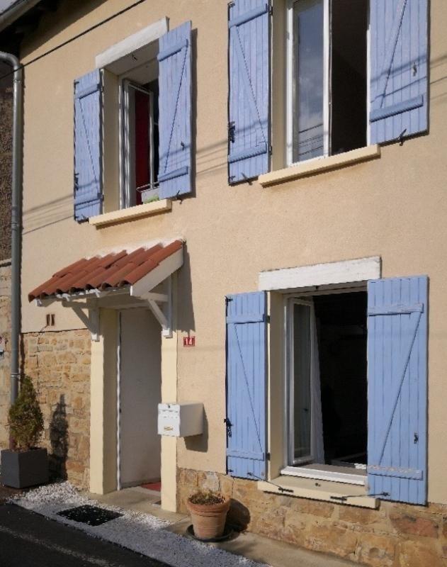 Verkoop  huis St germain au mont d'or 165000€ - Foto 1
