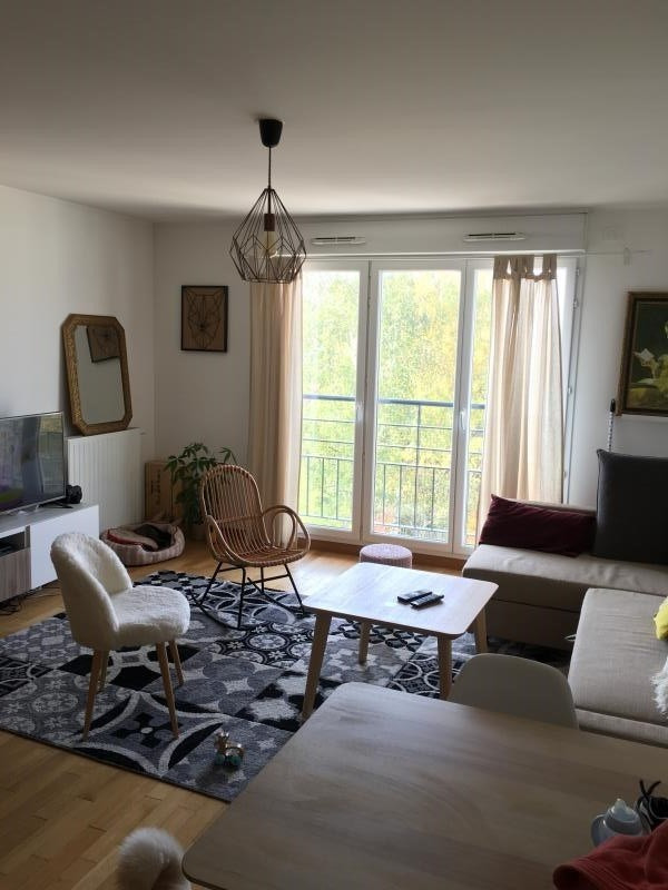 Rental apartment Vaires sur marne 1 012€ CC - Picture 4