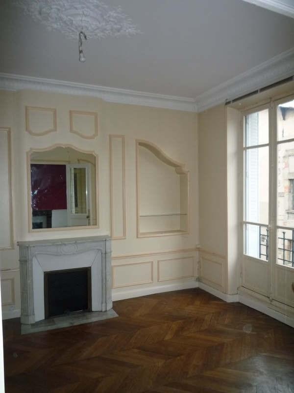 Rental apartment Moulins 600€ CC - Picture 1