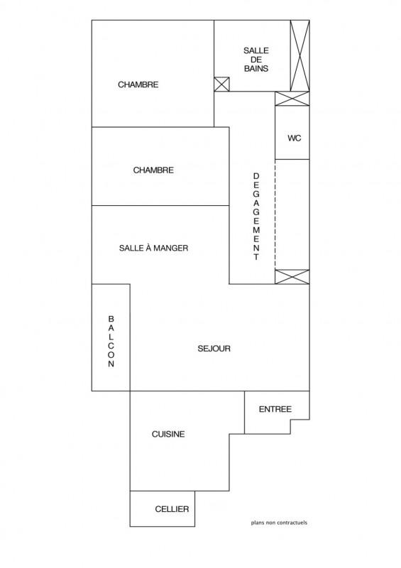 Vente appartement Saint-michel-sur-orge 189000€ - Photo 6