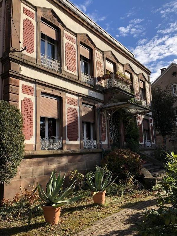 Verkauf von luxusobjekt haus Schirmeck 572250€ - Fotografie 1