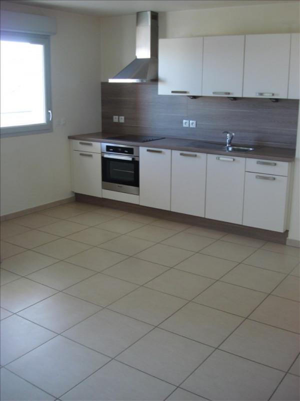 Rental apartment Segny 1470€ CC - Picture 2