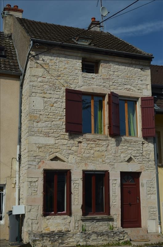 Vente maison / villa Chagny 126 000€ - Photo 1