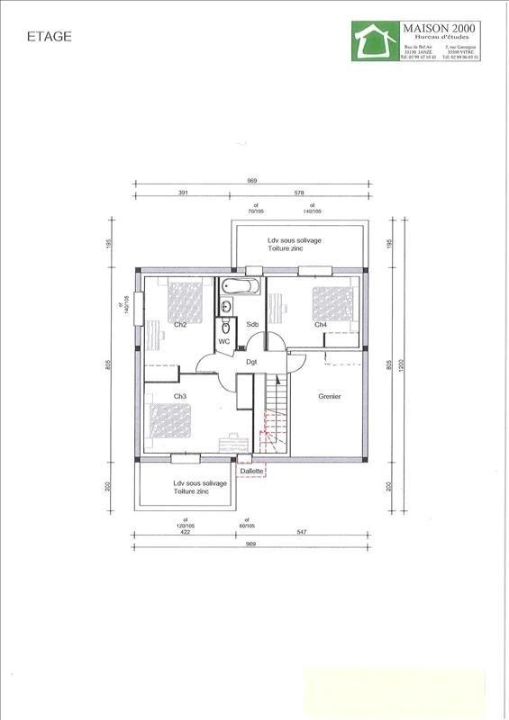 Verhuren  huis Janze 850€ CC - Foto 4