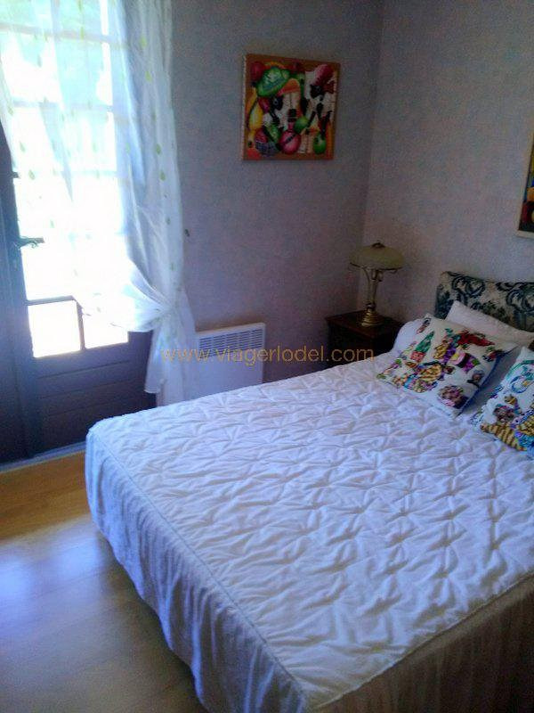 Lijfrente  huis Tourouzelle 57500€ - Foto 12