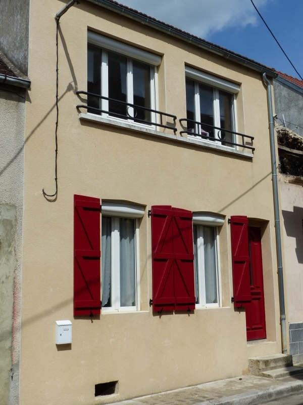 Vente maison / villa Brienon sur armancon 80000€ - Photo 1